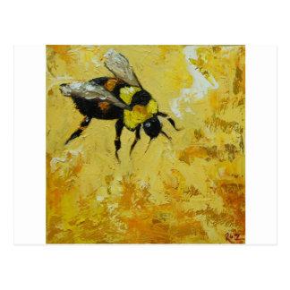 Bee#195 Postcard