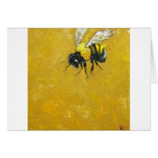 Bee#202 Card