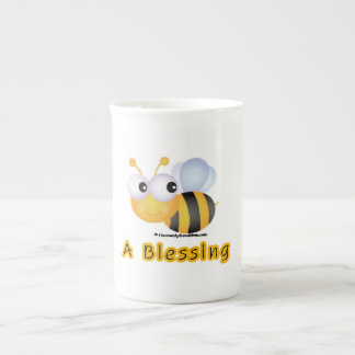 Bee A Blessing Tea Cup