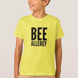 Bee Allergy Tee Shirt