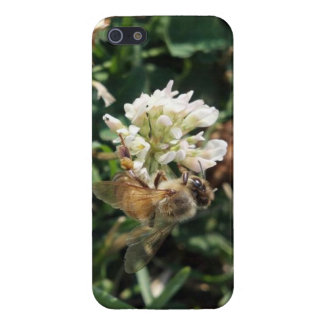 Bee and Clover iPhone 5 Covers