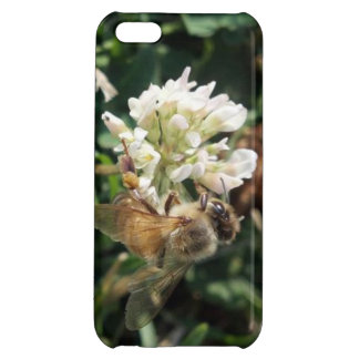 Bee and Clover iPhone 5C Covers