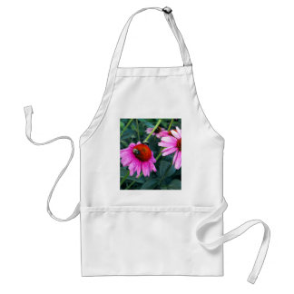 Bee and Coneflower Adult Apron