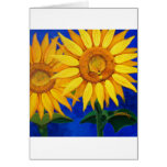 Bee and Sunflower Card