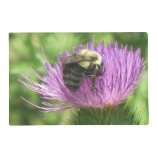 Bee and Thistle Placemat