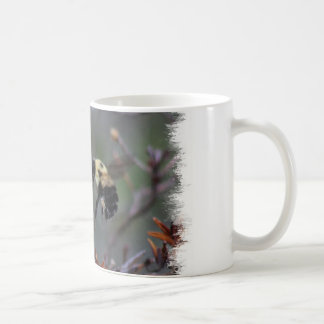 Bee and Wildflower Coffee Mug