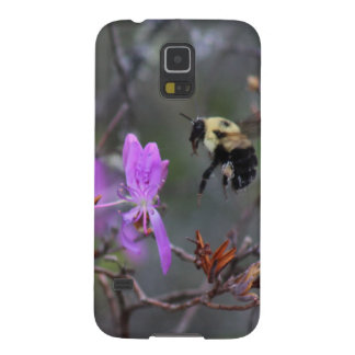 Bee and Wildflower Galaxy S5 Case