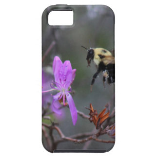 Bee and Wildflower iPhone SE/5/5s Case