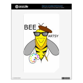 BEE ARTSY! NOOK COLOR SKIN