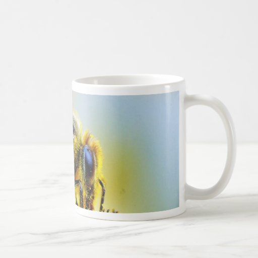 Bee At The Del Mar Fairgrounds Coffee Mugs
