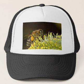 Bee at Work Trucker Hat