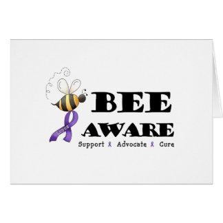 Bee Aware - Lupus Awareness Card