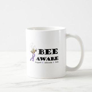 Bee Aware - Lupus Awareness Mugs