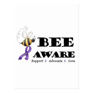 Bee Aware - Lupus Awareness Postcards