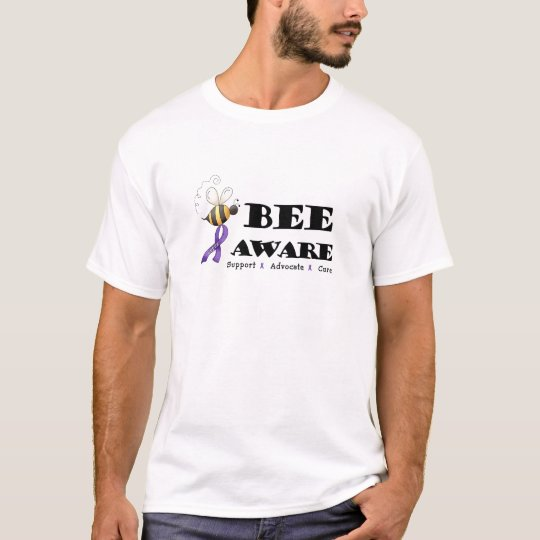 Bee Aware - Lupus Awareness T-Shirt
