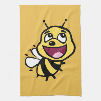 Bee Awesome Hand Towel