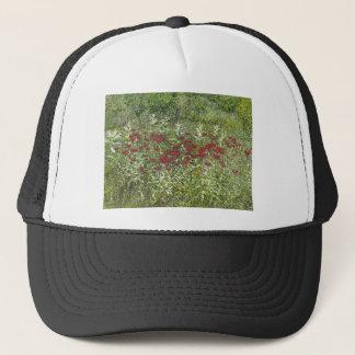 Bee Balm (Bergamont) in August Trucker Hat