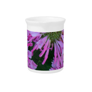 Bee Balm Drink Pitchers