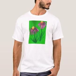 Bee Balm Flowers T-Shirt