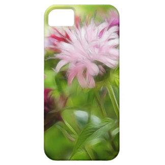 Bee Balm (Monarda) Flowers - Abstract iPhone SE/5/5s Case