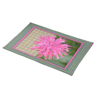 Bee Balm Placemat
