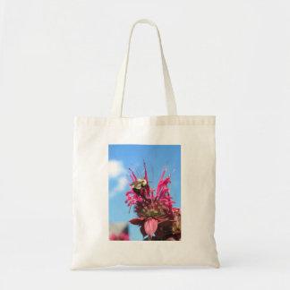 Bee Balm Tote Bag