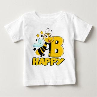 Bee, be happy baby T-Shirt