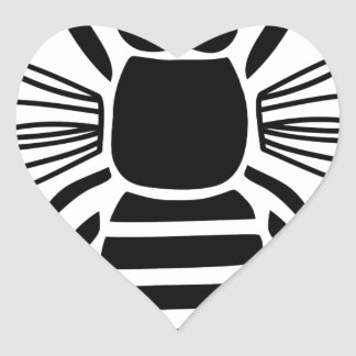 bee bee wasp bumble wasp hummel insect fly heart sticker