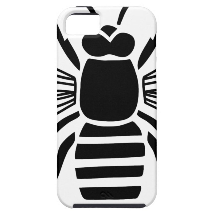 bee bee wasp bumble wasp hummel iPhone SE/5/5s case