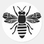 bee bee wasp bumble wasp hummel sticker