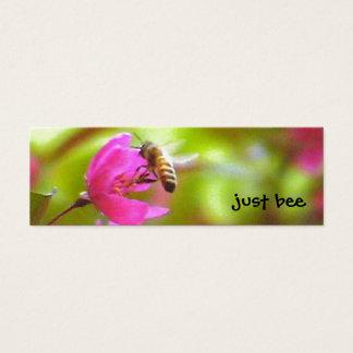Bee Beeing Bee Mini Business Card