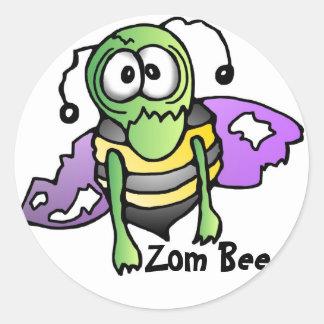 Bee bees bee bees sticker sticker Zombi