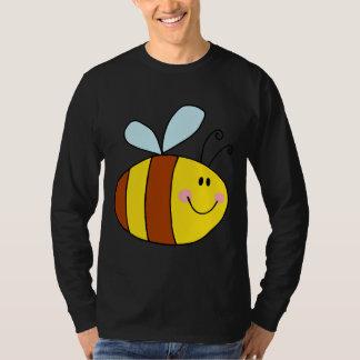 Bee Bees Bug Bugs Insect Cute Cartoon Animal Tee Shirt