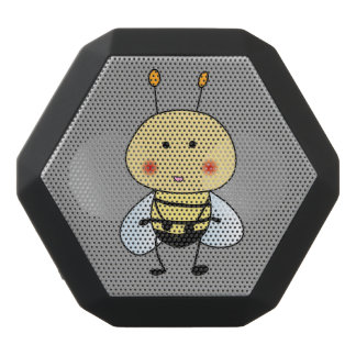 Bee Black Bluetooth Speaker