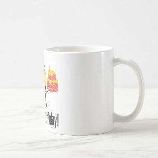 Bee Bop A Birthday Coffee Mug