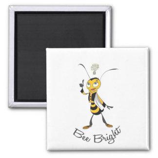 Bee Bright Refrigerator Magnets