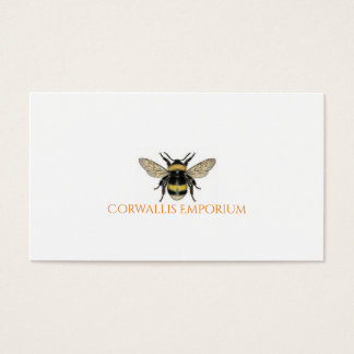 Bee Business and Profile Cards