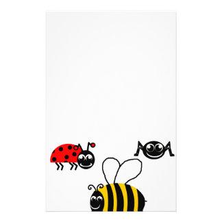 Bee Buzz Stationery