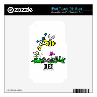 Bee by Lorenzo Skin For iPod Touch 4G