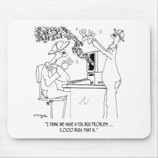 Bee Cartoon 6890 Mouse Pad