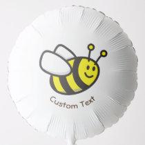 Bee Cartoon Balloon