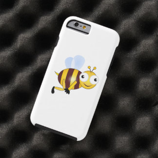 Bee cartoon tough iPhone 6 case