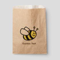 Bee Cartoon Favor Bag