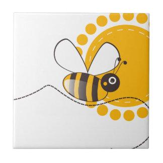 Bee Ceramic Tile