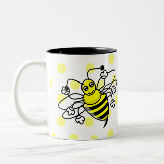 Bee Charmer Coffee Mug