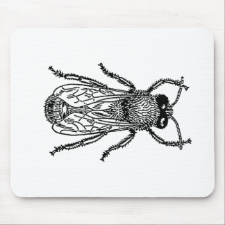 bee-clip-art-3 mouse pad