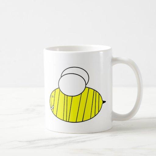 Bee! Coffee Mugs
