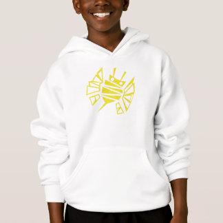 bee-comb hoodie
