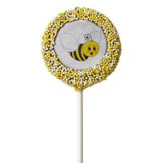 Bee Cookie Pop