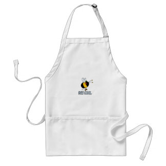 bee cool adult apron